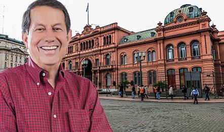 Reuniões serão na terça (07), em Ushuaia e na quarta (08), em Buenos Aires (foto).