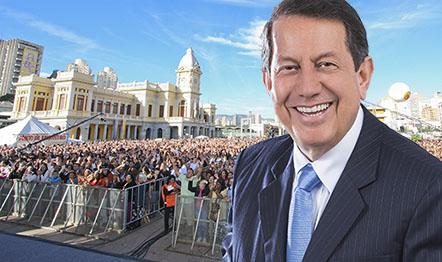 A Reunião da Prosperidade acontece em BH nesta segunda-feira (19/12), às 19h.