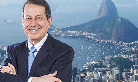R.R. Soares prega na Zona Norte do Rio de Janeiro