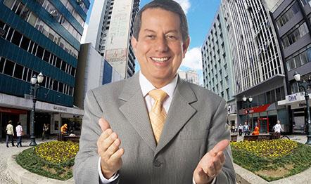 Neste domingo (25/02), R. R. Soares ministra o Evangelho no bairro Guaíra a partir das 15h.
