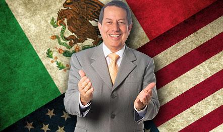 O continente norte-americano vai orar com R. R. Soares