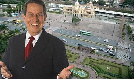 A capital mineira recebe na quarta-feira (13/12) o Missionário R. R. Soares.