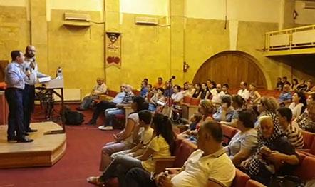 O ministro David Soares (foto) fez parte das reuniões realizadas na Armênia.