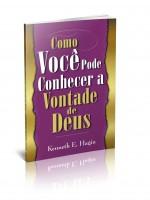 """Livro """"COMO VOCÊ PODE CONHECER A VONTADE DE DEUS"""""""