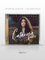 "CD ""TUA PRESENÇA"" – CATARINA SANTOS (2019)"
