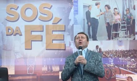 Cantor, ministro da Palavra e filho do Missionário, David Soares, participou da estreia.